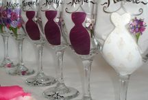 wedding bridal party ideas / by Cheryl Schell