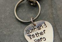 For my husband / by Sarah Herrera