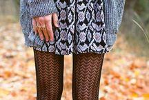Winter style / by Stephanie Wynne