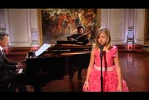 Jackie Evancho / by Kayla Meckle