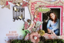 Scrapbooking Layouts / by Laura Rutley-Picher