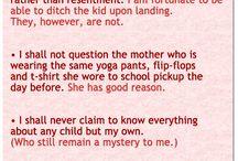 Motherhood Mayhem / by Amy Eisenberger Bailey