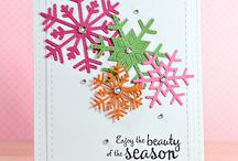 Cards - Christmas & Winter / by Kate Wood