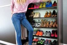 Catt Sadler: Celebrity Dream Closet / Have a dream closet in mind? Get inspiration from Catt Sadler's Closet, brought to you by yours truly. / by California Closets