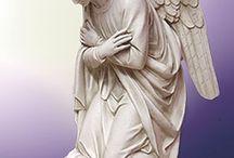 angels / by Kim Vancedarfield