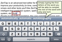 Writing (Composition) - Standard & Alternate Access Apps / by Lauren S. Enders, MA, CCC-SLP