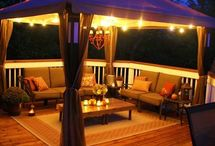 Outdoor spaces / by Cherry Valley Country Club