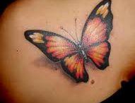 Tattoos / by Savannah Barnett
