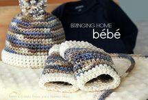 Crochet Hats / Any and all hats,  / by Sandra Lehr