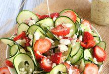 Salads / by Celeste Hughes