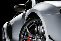 Audi dream wheels / by Sue Robuck
