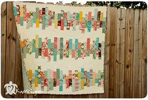 Cool quilts your grandma wouldn't do  / by Laura Ellison
