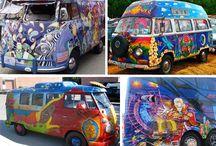 Art Bus: Transformation / by Nan Edwards