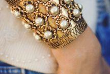 Pearls of Wisdom / I think pearls are a girls best friend, just sayin'... / by iDazz Custom Designs