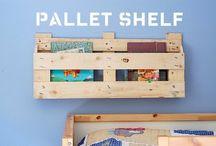 pallets / by Nicolette Craig