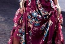 Bohemian Princess / Bohemian/Gypsy/Hippie style fashion for women / by Misty Vowell