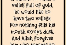 Islamic History / by Tika Basyasyah
