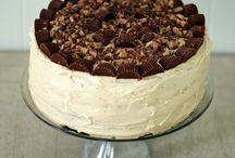 Homemade Cakes / by Jennifer Trudeau