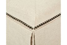 NAILHEAD TRIM / by Monica Laufenberg