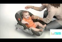 Lulaclips / Car Seat Accessories / by Courtney Puma