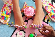 Kid Spa Concepts / Great kid spa designs that we'll be using as inspiration for our own!  / by The Imagination Laboratory