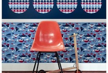 Summer Decor Themes & Bright Colors! / by WallPops Wall Decals