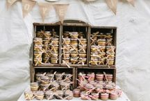 Party food display / by Debbie Whipple