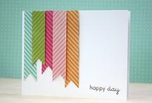 Crafty Cards / by Sally Mendoza Ash
