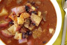 Soups & Stews / by Christy Harrison