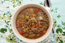 Soups, Stews, and Chili / by Anne LaLone