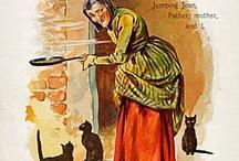 Hedge-Kitchen Witch / by LaJeana Davis
