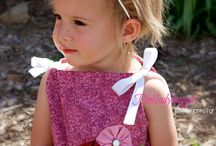 Kids Bows/Headbands / by Michelle Dittmar-Smith