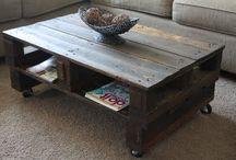 Furniture to build... / by Rachel Resler
