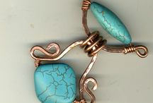 NECKLACES/PENDANTS - jewelry / by Brenda Brown