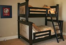 Bunk Beds / Our favorite Bunk Beds  / by BelliniBabies