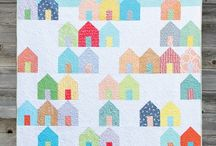 House quilts / by Karen Ganske