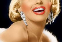 Marilyn Monroe / by Leslie Matthews
