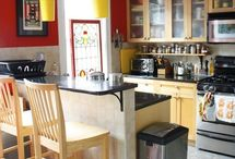 Kitchens / by Holly Means Hoppe