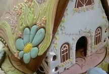Gingerbread House / by Karen Anne Groothedde
