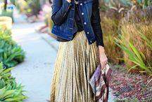 My Style SS: skirts,dresses  / Ropa de Primavera Verano:  - Faldas - Vestidos - Americanas, cazadoras, etc con Faldas o vestidos / by Maria Jose de Roda Lamsfus