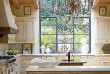 kitchens I love / by Pina Guido-Armata