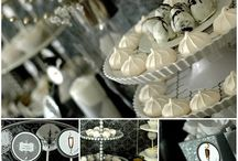 Lovely Ideas - Dessert Table Ideas / by Shireen Bakes'