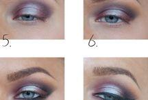 Makeup / by Jenni Ragsdale