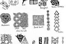 Zentangles / by Marshmallow Sundae
