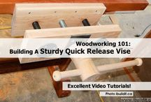 Woodworking  / by Nathan Gamble