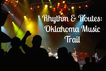 Rhythm & Routes: Oklahoma Music Trail / We want to see your personal memories of Oklahoma's famous musicians, bands and music stars! Did you go to high school with Garth Brooks or the All-American Rejects? Do you have photos of Carrie Underwood or The Flaming Lips you'd like to share? We'd love to hear your stories, see your photos and view your videos of the Oklahoma musicians on this board. Please visit http://www.travelok.com/rhythm-routes-submission-portal to submit your information! We may use it in our upcoming music project. / by TravelOK.com