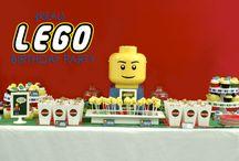 Lego Party ideas / by Kimberly Hawks