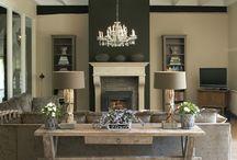 Living room  / by Karrie Lynn Dyson