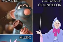 Disney geek / by Bethany Hendricks