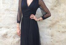 Little Black Dress / by Ana